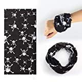 HighlifeS Cycling Motorcycle Head Scarf Magic Headband Multi Bike Turban Scarf Cycling Bicycle Outdoor Sports (G)