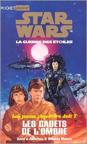 Star wars. Les jeunes chevaliers Jedi, N° 2 : Les cadets de l'ombre sur Bookys