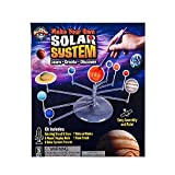 Bargain World Diy Solr System Paint Set (With Sticky Notes)