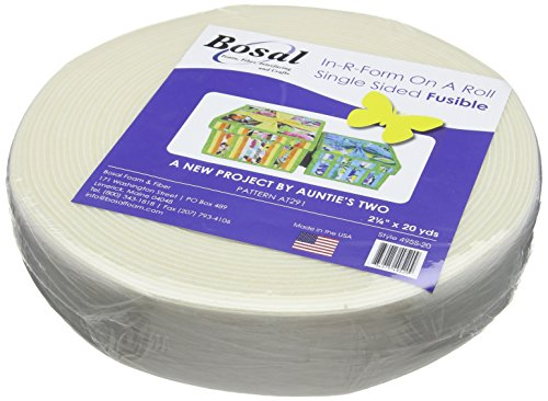 Interfacing Form (Bosal In-R-Form Unique Fusible Foam Stabilizer-2.25