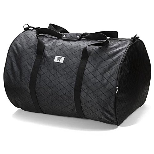 COOKIES V2 1680 QUILTED NYLON SMELL PROOF XXLARGE DUFFEL BAG (Black, One_Size) by COOKIES