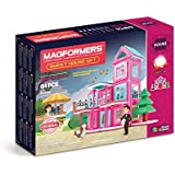 Magformers Sweet House Set (64 Piece)