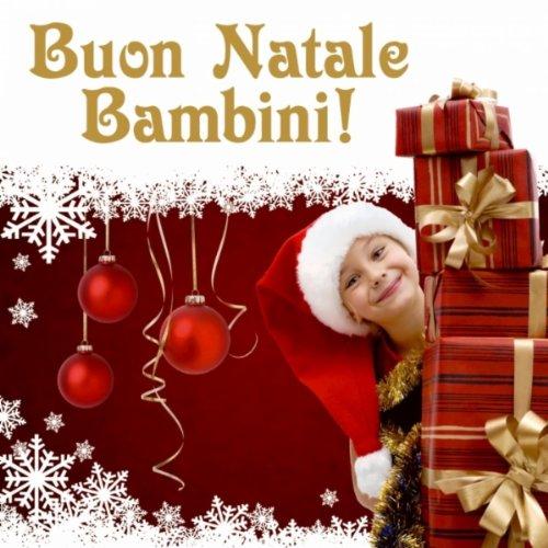 Buon Natale Bambini.Buon Natale Bambini Audiocd Christmas Music Italian Production