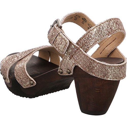 Softclox Women's Sandale Fashion Sandals Gold 3JZmI