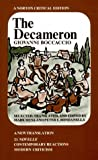 Image of The Decameron: A New Translation (Norton Critical Editions)
