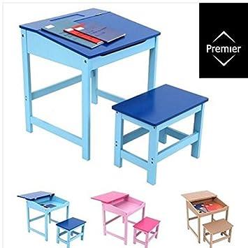 Schreibtisch und Stuhl-Set/Schule Zeichnen Hausaufgaben Tisch ...