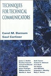 Techniques for Technical Communicators