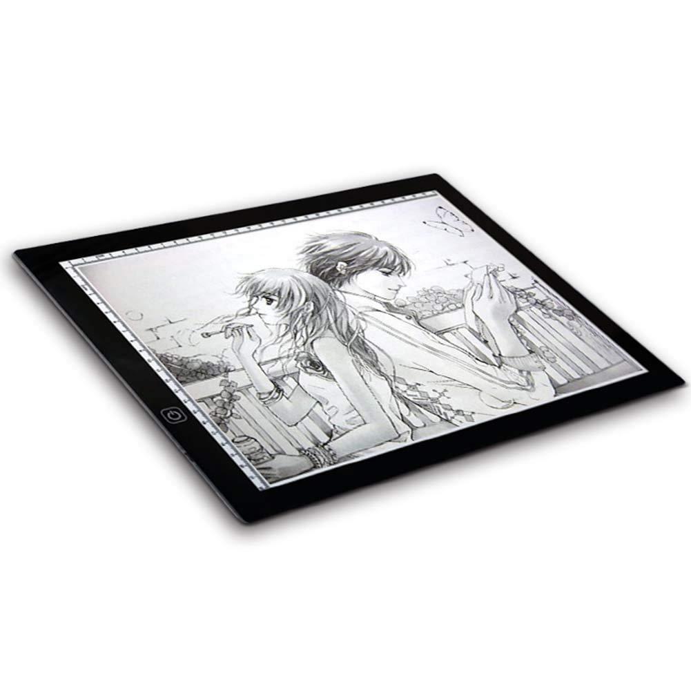 Copy Board Mesa de Luz Dibujo A3 LED Caja de luz Artista Dibujo ...