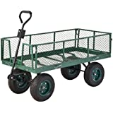 Jumbo Crate Wagon Platform Dolly by Sandusky Cabinets