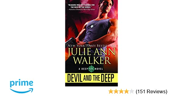Devil And The Deep The Deep Six Julie Ann Walker 9781492608936