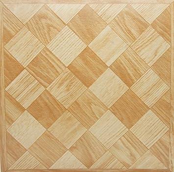 Vinyl Boden Fliesen Licht Einfachen Kleinen Braun Parkett - Vinylboden fliesenoptik braun