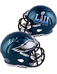 Fletcher Cox Philadelphia Eagles Autographed Riddell Speed Super Bowl LII Champions Mini Helmet - Fanatics Authentic Certified