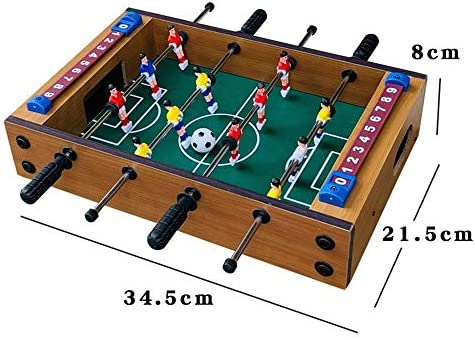 Mesa de futbolín Adultos y niños Mini mano portable recreativo de ...