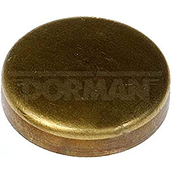 Autograde 565-027.1 Brass Cup Expansion Plug 1-1//2 In Height 0.570 Dorman