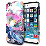 iPhone 6S Case, TORU [DESIGNER PATTERN] Protective Dual Layer Cover Fashion Design Case for iPhone 6 / iPhone 6S - Artist's Dream