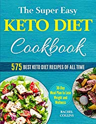 Image of the product The Super Easy Keto Diet that is listed on the catalogue brand of .