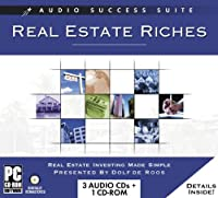 Real Estate Riches CDs plus software (Audio Success Suite)