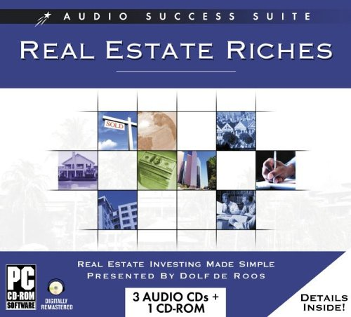 Real Estate Riches CDs plus software (Audio Success Suite) (Lease Agreement Software)