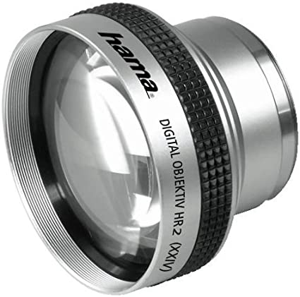 Hama Digital Objektiv Hr 2 0x Htmc M52 Kamera