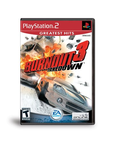 Burnout 3 Takedown - PlayStation 2