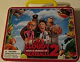 Cloudy With A Chance of Meatballs 2 Metal Lunchbox (2013)