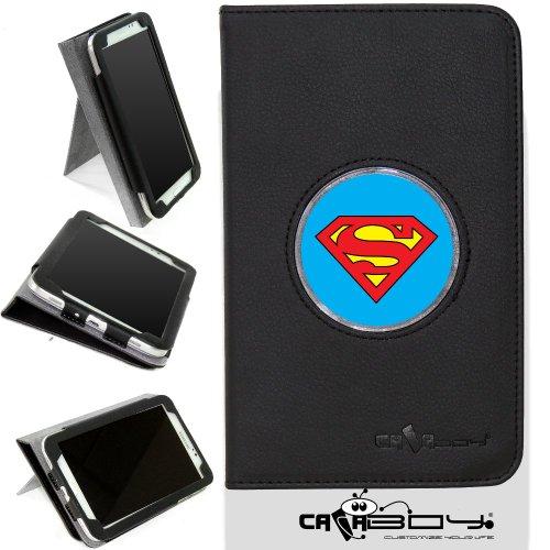 New Samsung Galaxy Tab 4 7 inch leather Case By Calaboy- ...