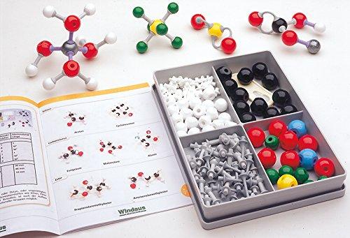 Molymod Molekü lbaukasten, WinLab OC - Basic (Organik)