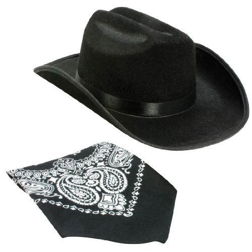 [CHILDS COWBOY HAT] (Equestrian Costume Hat)
