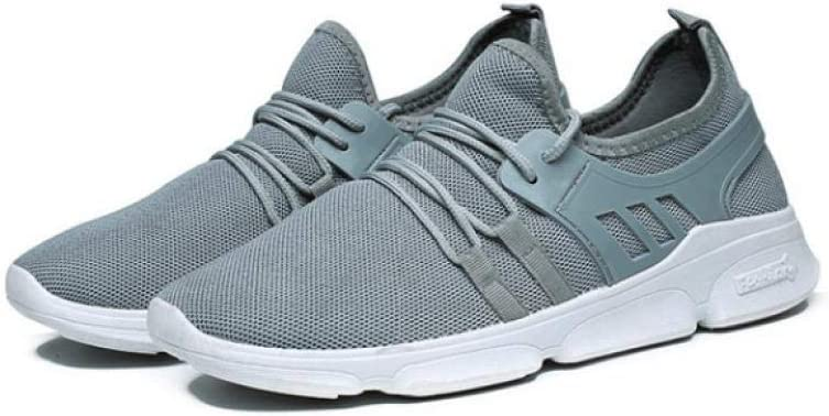 WAXFAS Mens Shoes Free Running Casual Sports Shoes Coconut Shoes Flying Woven Platform Shoes Summer Fashion: Amazon.es: Deportes y aire libre