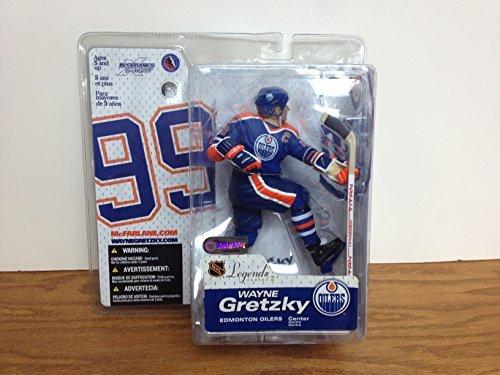 WAYNE GRETZKY McFarlane Edmonton Oilers Legends Series 2 Action Figure