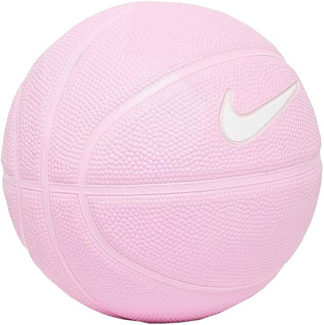Nike Swoosh Skills Mini Size 3 Basketball Pink N1285-655