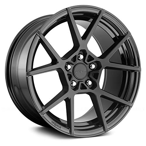 Rotiform KPS Matte Black Wheel with Painted Finish (19 x 10. inches /5 x 112 mm, 35 mm ()