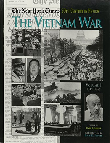 The New York Times Twentieth Century in Review: The Vietnam War (The New York Times 20th Century in Reveiw) by Routledge