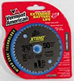 Vermont American 26105 3-3/8' XTEND™ Steel Circular Saw Blade For Wood Cutting