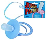 Forum Novelties Jumbo Pacifier - Blue