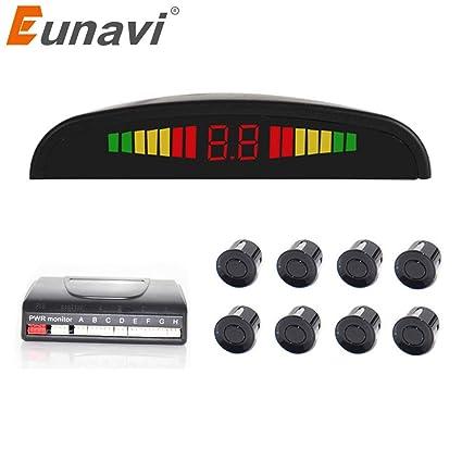 PZ300-8 red, LED Display, China : Time-Limited New Eunavi Car