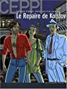 Stéphane Clément, chroniques d'un voyageur, tome 3 : Le repaire de Kolstov par Ceppi