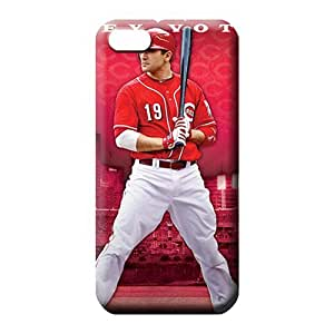 Zheng caseZheng caseiPhone 4/4s Proof Pretty New Snap-on case cover cell phone carrying cases cincinnati reds mlb baseball