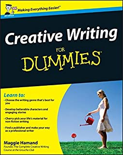 com writing fiction for dummies randy  creative writing for dummies