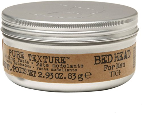 TIGI Bed Head for Men Pure Texture Molding Paste 2.93 oz (Pack of 2)