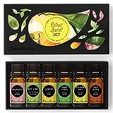 CITRUS BURST 100% Pure Therapeutic Grade Essential Oil Set/ Kit by Edens Garden- (Grapefruit, Key Lime, Lemon, Simply Citrus, Sunshine Spice, Wild Orange)- 6/ 10 ml …