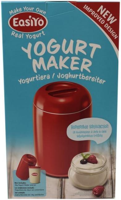 Homemade Yogurt in 8 Hours EasiYo Manual Yoghurt Maker