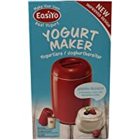 EasiYo 851903006237 Strawberries & Cream Greek Yogurt