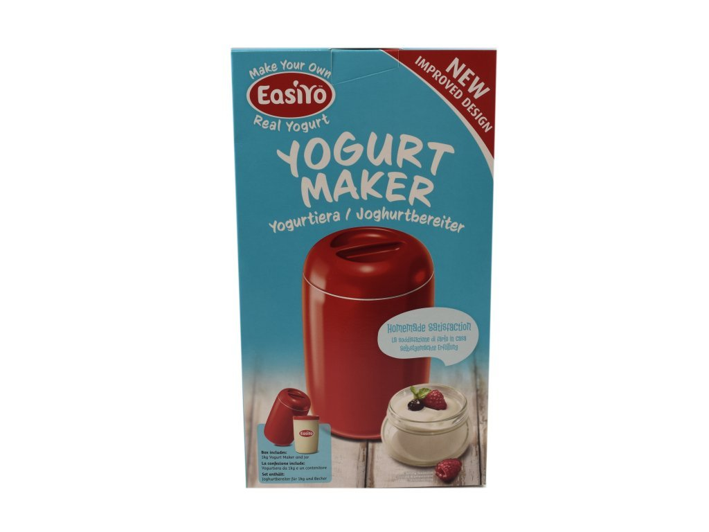 EasiYo Yogurt Maker by EasiYo: Amazon.es: Hogar