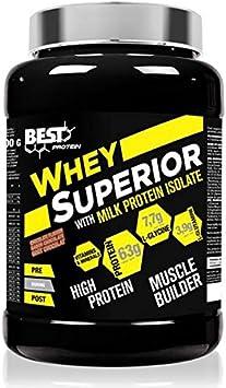 Best Protein Superior Whey Proteína con Sabor Brownie, 2000 ...