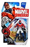 Marvel Universe 3 3/4 Inch Series 10 Action Figure Captain Britain