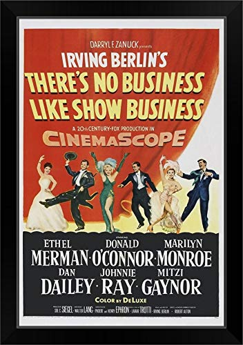 CANVAS ON DEMAND There's No Business Like Show Business, E. Merman, D. O'Connor, 1954