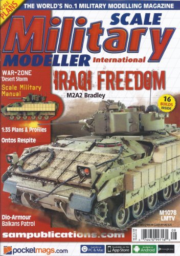 Scale Military Modeller International (August 2013) for sale  Delivered anywhere in USA