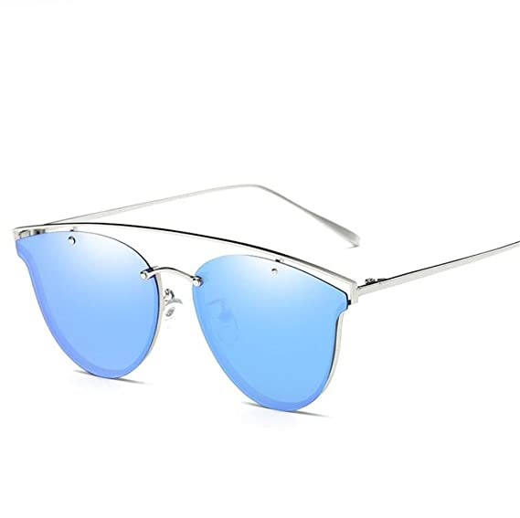 ZHLONG Men es polarisierte Sonnenbrille UV klassische Frosch Spiegel , 3