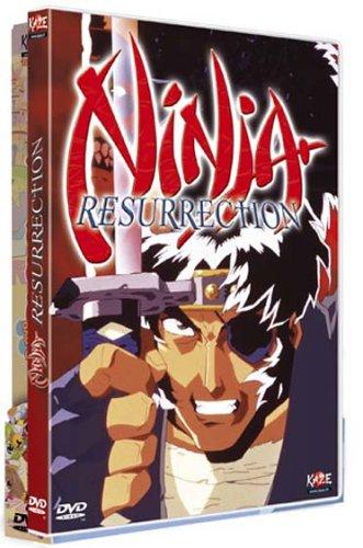 Ninja Resurrection [Francia] [DVD]: Amazon.es: Yasunori ...